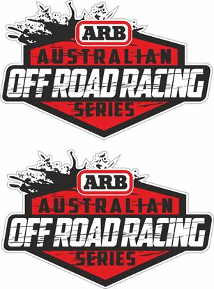 Picture of ARB Off Road Australian Series Decals / Stickers