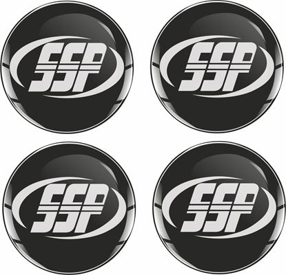 Picture of SSP Wheel centre Badges