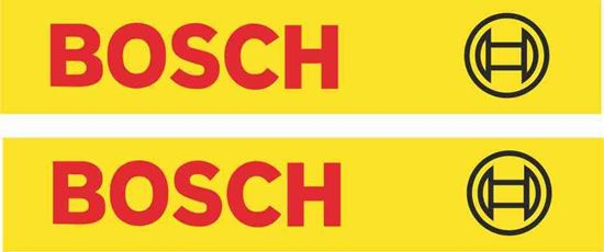"Picture of ""Bosch"" Decals / Stickers"