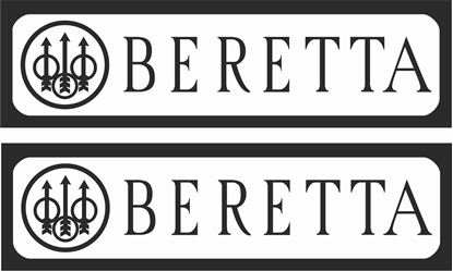 Picture of Beretta Decals / Stickers