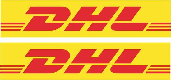 Picture of DHL Decals / Stickers