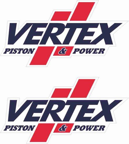 Picture of Vertex Piston & Power Decals / Stickers