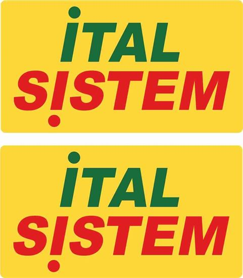 Picture of Ital System Stickers / Decals