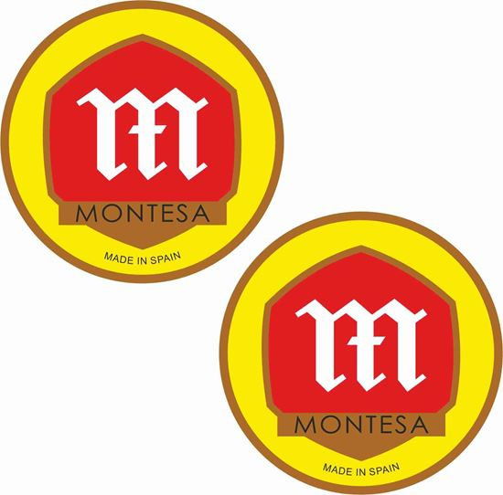Picture of Montesa Decals / Stickers