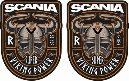Picture of Scania R Series  Decals / Stickers
