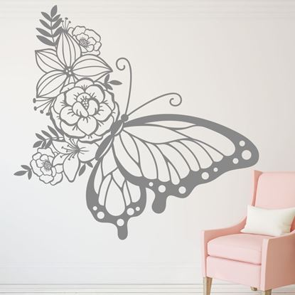 Picture of Butterfly Wall Art sticker