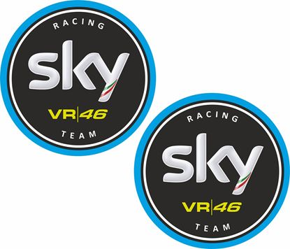 Picture of Sky Racing Team VR/46 Decals / Sticker