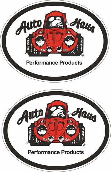 Picture of Auto Haus Decals / Stickers