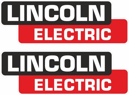 Picture of Lincon Electric Decals / Stickers