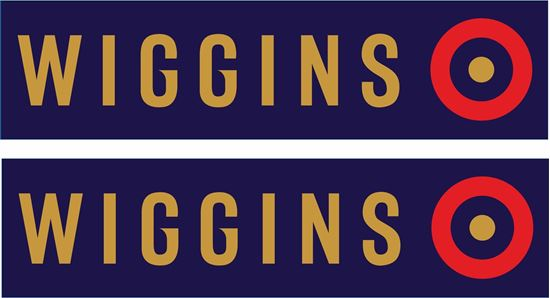 Picture of Team Wiggins Decals / Stickers