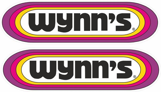 Picture of Wynn's Decals / Stickers