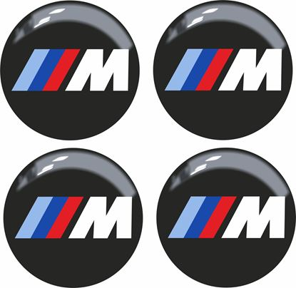 Picture of BMW M Sport Adhesive Badges