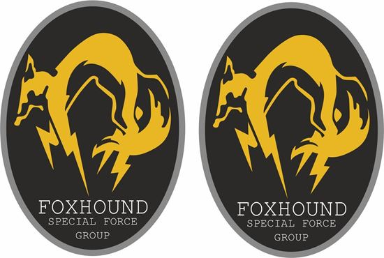 Picture of Foxhound Special Force Group Stickers