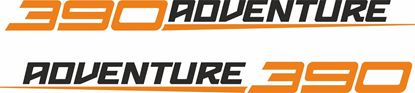 Picture of KTM Super 390 Adventure Decals / Stickers