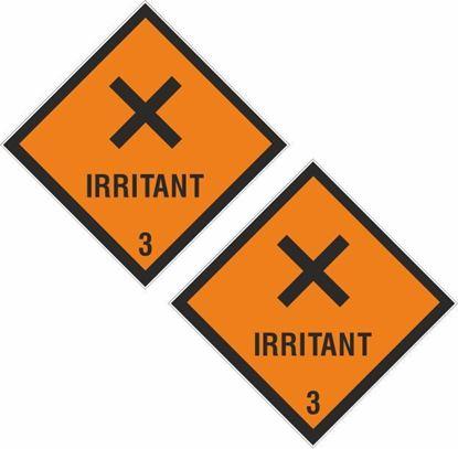 Picture of Irritant 3 Decals / Stickers
