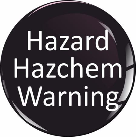 Picture for category Hazard / Hazchem / Warning Stickers