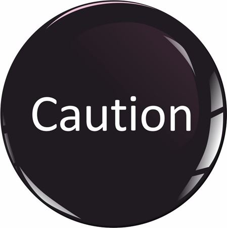 Picture for category Caution / Danger / Warning Stickers