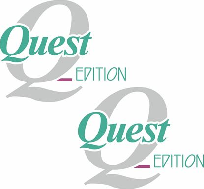 Picture of Metro Quest replacement Decals / Stickers