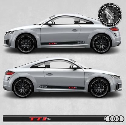 Picture of TT RS side Stripes
