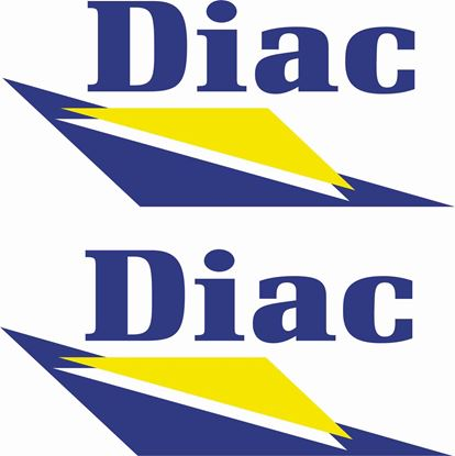 Picture of Diac Decals / Stickers