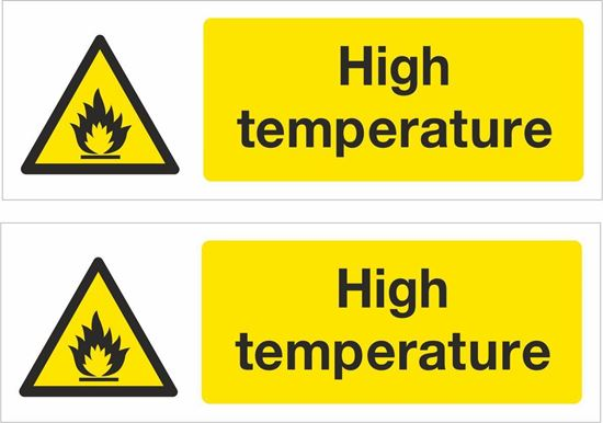 Picture of High temperature Decals / Stickers