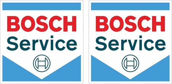 Picture of Bosch Service Decals / Stickers