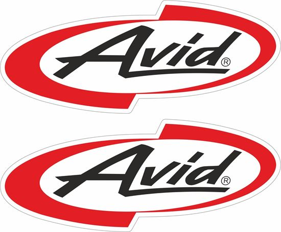 Picture of Avid Decals / Stickers