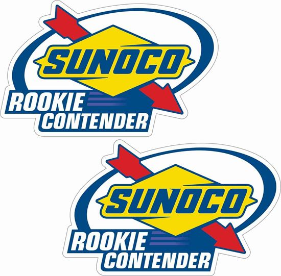 Picture of Sunoco Decals / Stickers