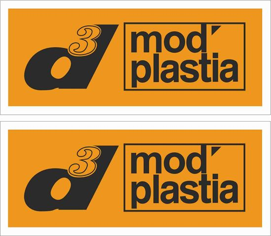 Picture of Mod Plastia Decals / Stickers