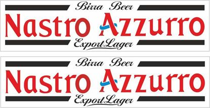 Picture of Nastro Azzuro Decals / Stickers