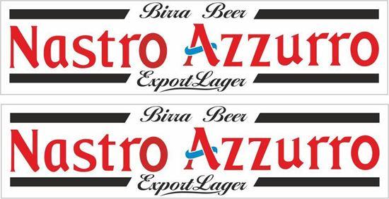 Picture of Nastro Azzuro Decals / Stickers