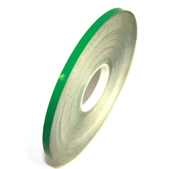 Picture of REFLECTIVE Green cast PVC Stripe (6mm x 35meters)
