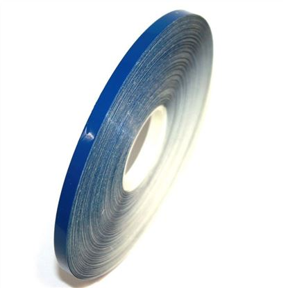Picture of REFLECTIVE Blue cast PVC Stripe (6mm x 35meters)