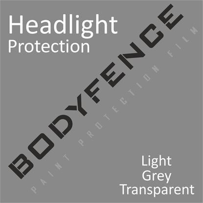 Picture of BODYFENCE Blacklight Protection Film (Light grey Tint)