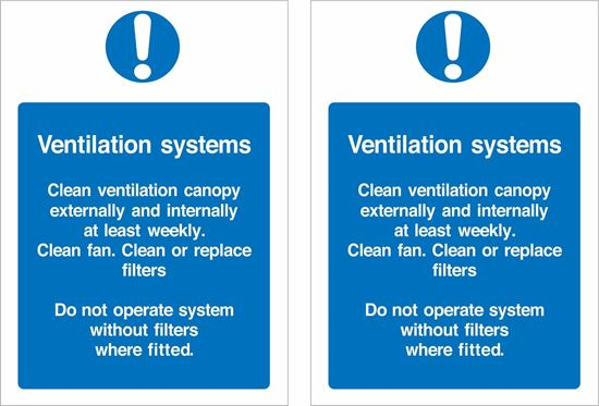 Picture of Ventilation Systems... Decals / Stickers