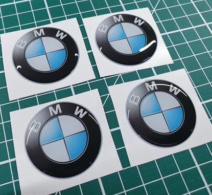 Picture of BMW Adhesive Badges