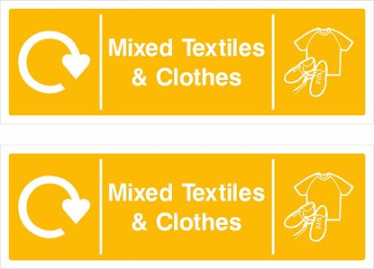 Picture of Mixed Textiles & Clothes Decals / Stickers