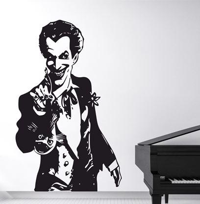 Picture of Joker Wall Art sticker
