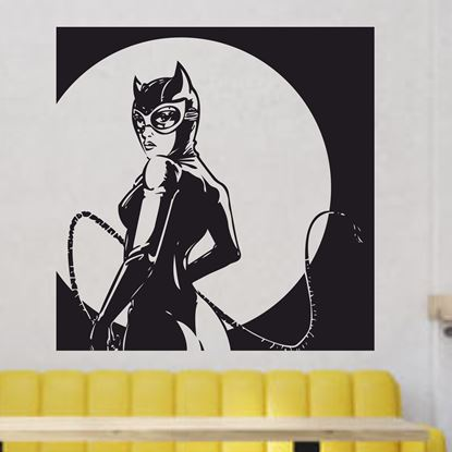 Picture of Catwoman Wall Art sticker
