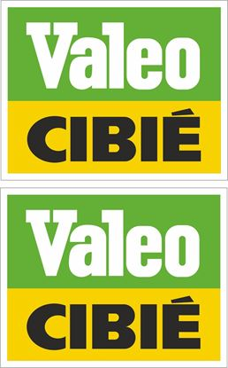 Picture of Valeo Cibie Decals / Stickers
