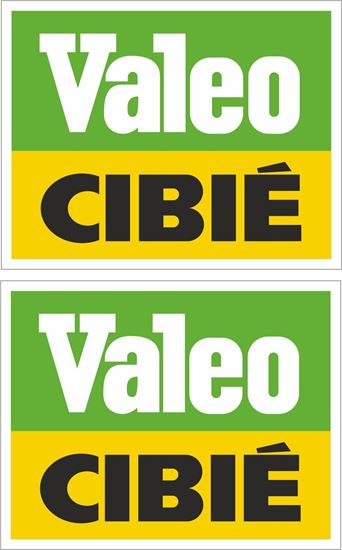 Picture of Valeo Cibie Decals / Stickers