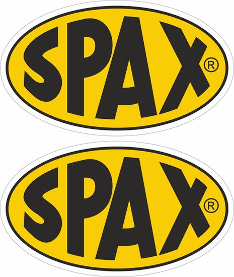 Picture of Spax Decals / Stickers