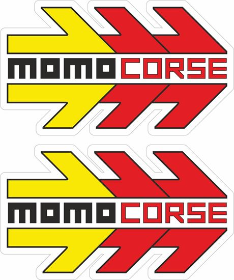 Picture of Momo Corse Decals / Stickers