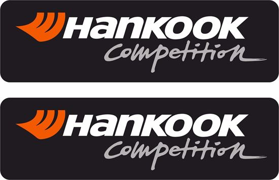 Picture of Hankook Competition Decals / Stickers