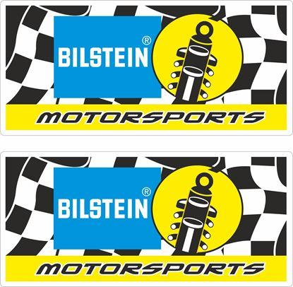 Picture of Bilstein Motorsports Decals / Stickers