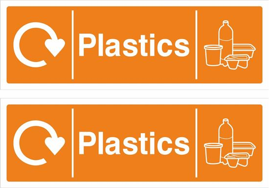 Picture of Plastics Decals / Stickers
