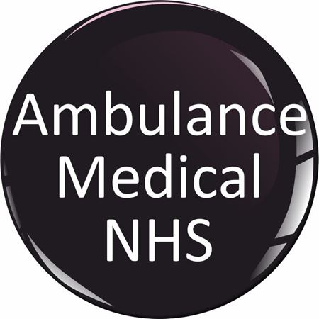 Picture for category Ambulance & Medical Stickers