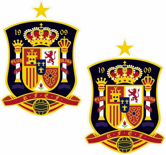 Picture of Spain national football team Decals / Stickers