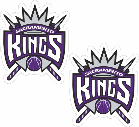 Picture of Sacramento Kings Decals / Stickers