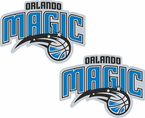 Picture of Orlando Magic Decals / Stickers